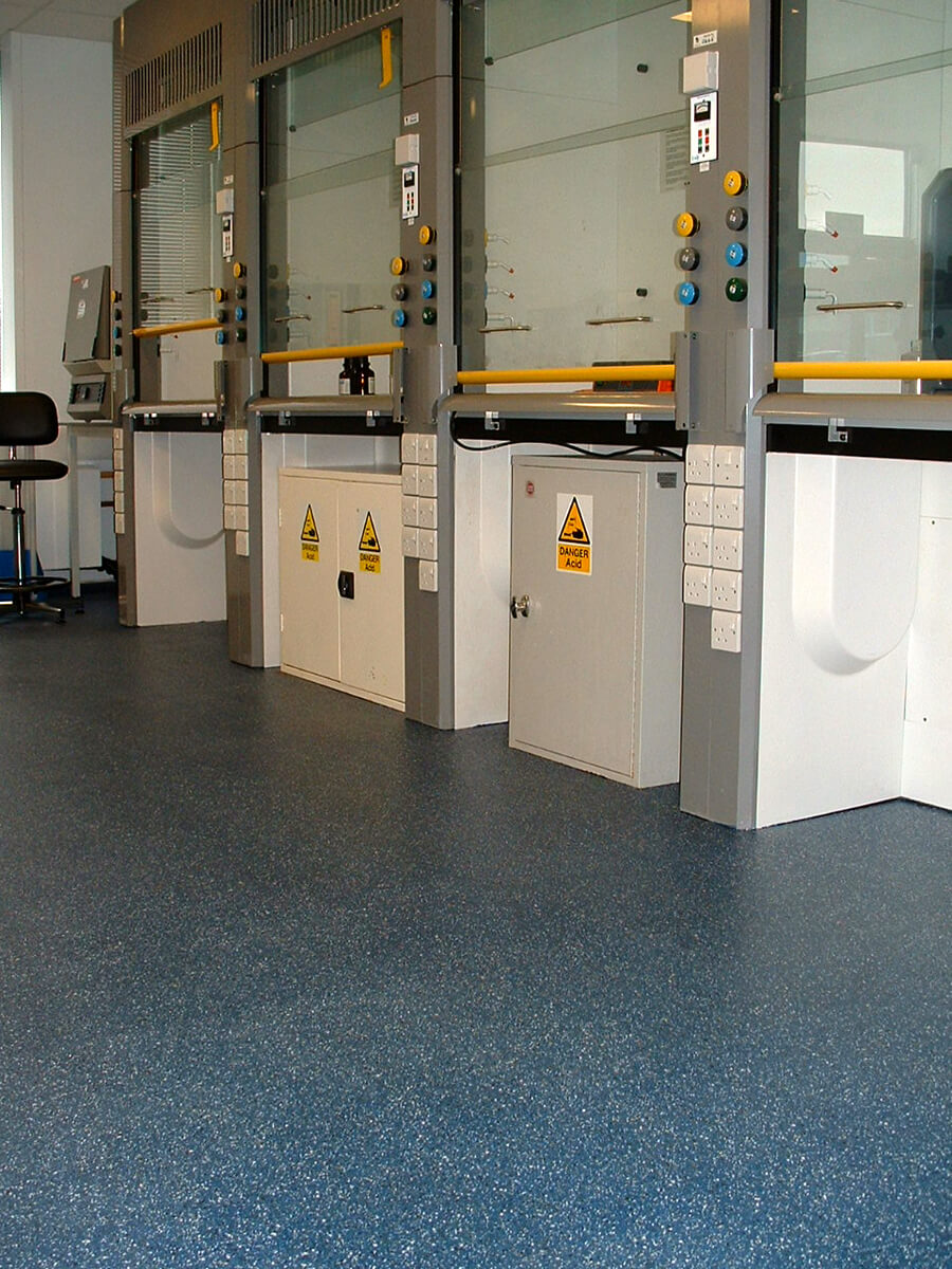 Seamlessly hygienic flooring solutions the national for Flooring companies