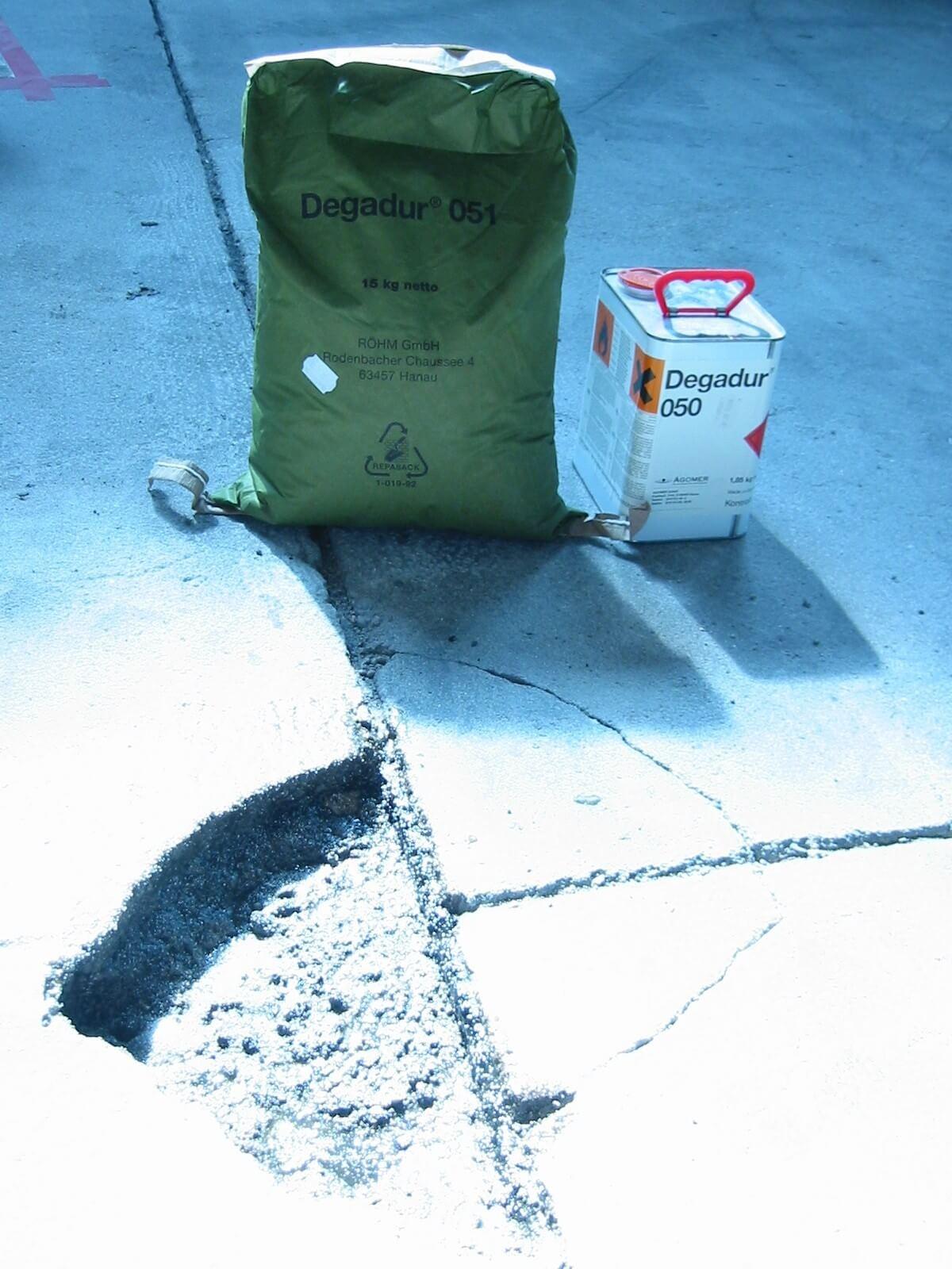 The National Flooring Co - Concrete repair