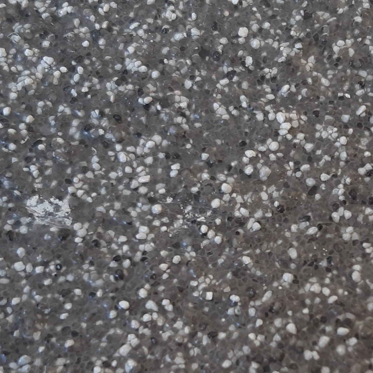 Quartz Trowelled Seal Grey